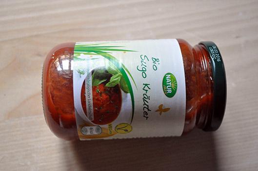 bio paradižnikova omaka