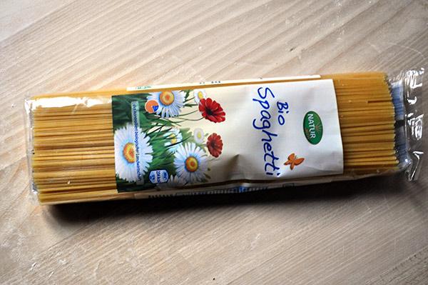 Bio špageti Trgovina: Hofer, PE Celje Mariborska  Datum: 17.5.2014  Količina: 500 g Cena: 0,99 €